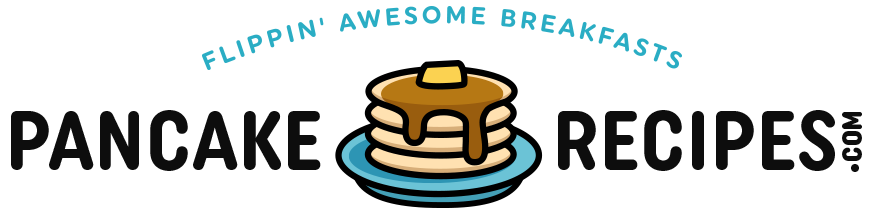Pancake Recipes Logo